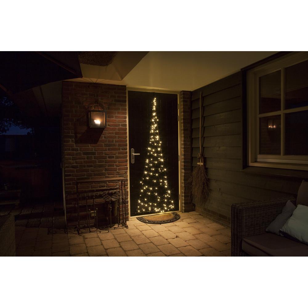 Fairybell Kerstboom 210 Hoog 120 Ledlampjes Tuincentrum Tuin In