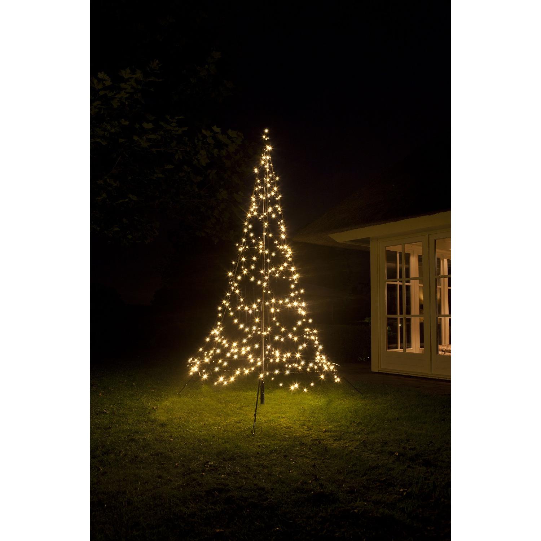 Fairybell Kerstboom 300 Hoog 360 Ledlampjes Tuincentrum Tuin In